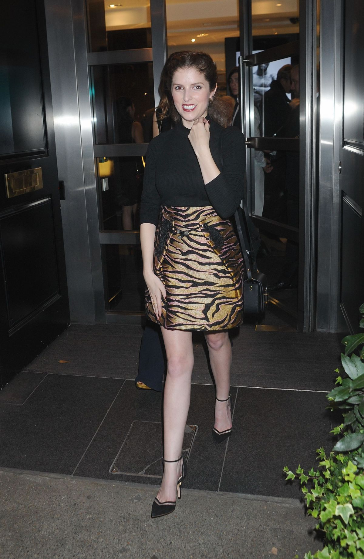 ANNA KENDRICK at Tiffany & Co. and GQ Style Celebrate A/W ...