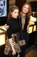 ANNA KENDRICK at Tiffany & Co. and GQ Style Celebrate A/W Issue and Tiffany ct60 Watch Collection in London 09/28/2016
