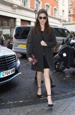 ANNA KENDRICK Out and About in London 09/30/2016