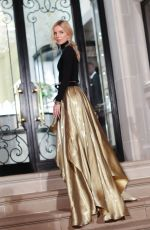 ANNABELLE WALLIS at Ralph Lauren Fashion Show at NYFW in New York 09/14/2016