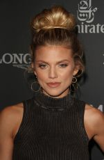 ANNALYNNE MCCORD at Longines Masters of Los Angeles at Long Beach Convention Center in Los Angeles 09/29/2016