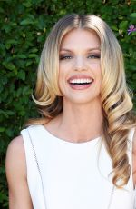ANNALYNNE MCCORD at Rape Foundation's Annual Brunch in Beverly Hills 09/25/2016