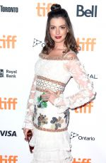 ANNE HATHAWAY at Colossal Premiere at 2016 Toronto International Film Festival 09/09/2016