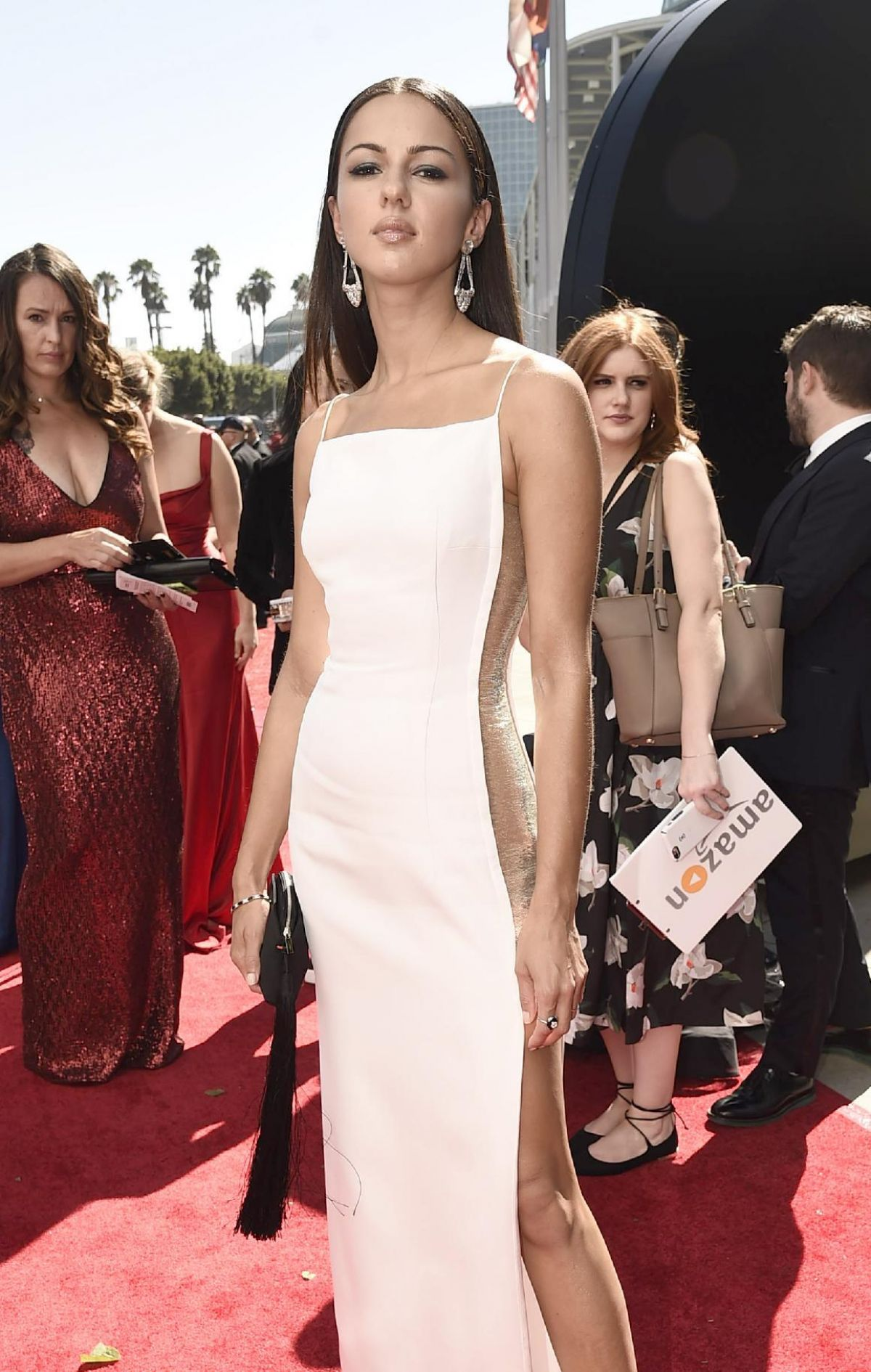 ANNET MAHENDRU at 68th Annual Primetime Emmy Awards in Los Angeles 09/18/2016