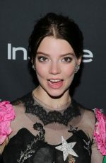 ANYA TAYLOR-JOY at tiff/instyle/hfpa Party at 2016 Toronto International Film Festival 09/10/2016
