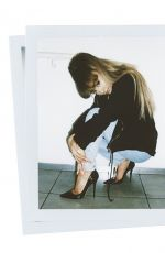 ARIANA GRANDE by Jenna Ohnemus for Byrdie Magazine