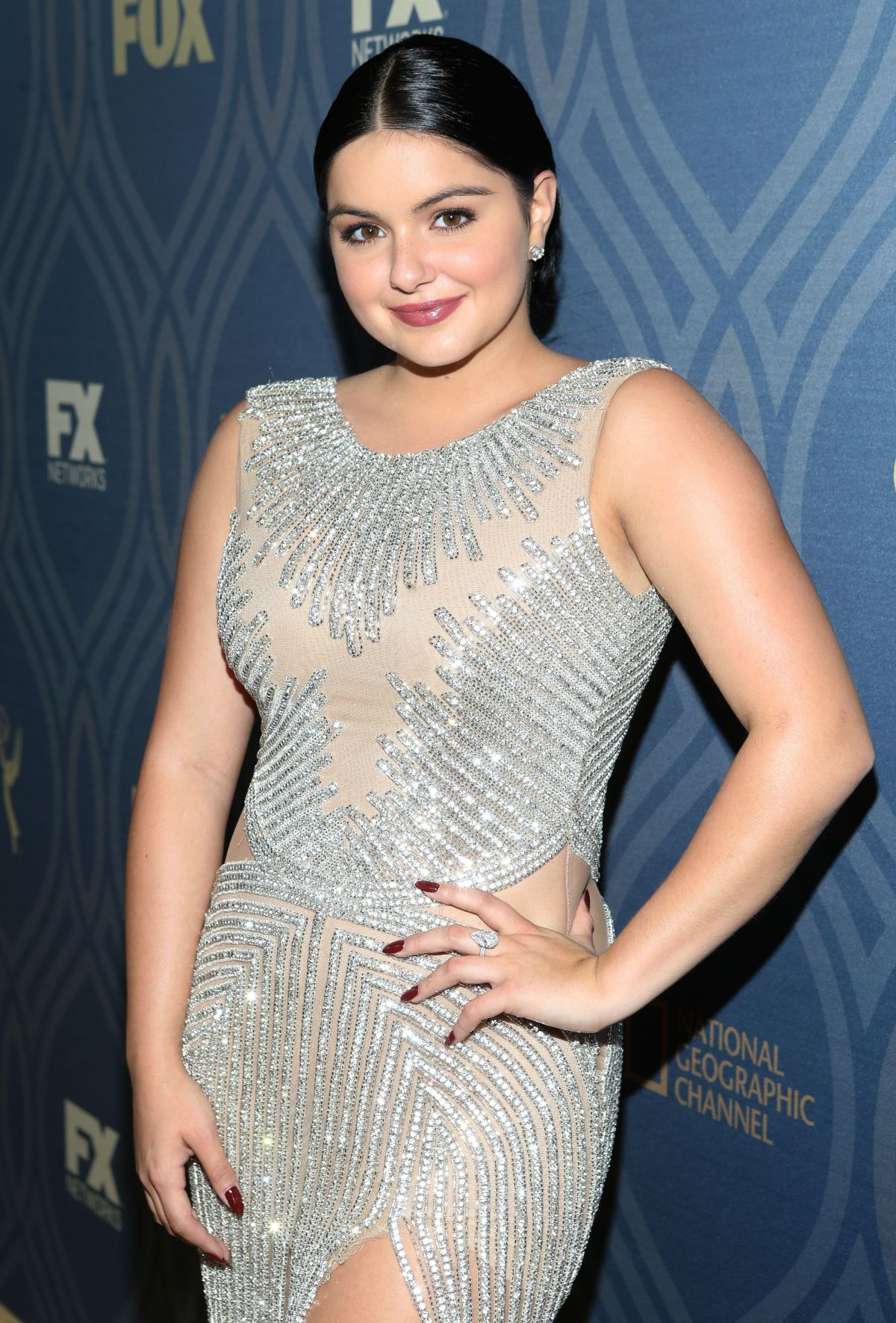 ARIEL WINTER at Fox Emmy After Party in Los Angeles 09/18/2016