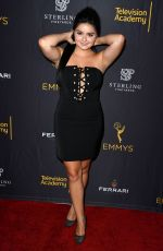 ARIEL WINTER at Television Academy Celebrates Nominees for Outstanding Casting in Beverly Hills 09/08/2016