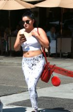 ARIEL WINTER in Tights Out and About in Los Angeles 09/02/2016