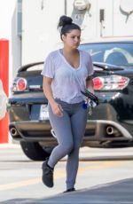 ARIEL WINTER Out and About in Los Angeles 09/08/2016