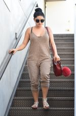 ARIEL WINTER Out and About in West Hollywood 09/15/2016