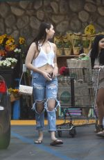 ARIEL WINTER Out Shopping with Her Sister in Los Angeles 09/04/2016
