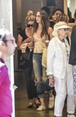 ASHLEY BENSON, TROIAN BELLISARIO and SHAY MITCHELL Out in Rome 09/06/2016