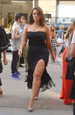 ASHLEY GRAHAM Arrives at Jonathan Simkhai Fashion Show in New York 09/11/2016