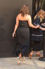 ASHLEY GRAHAM at Jonathan Simkhai Fashion Show in New York 09/11/2016