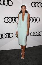 ASHLEY MADEKWE at Audi Pre-emmy Party in West Hollywood 09/15/2016