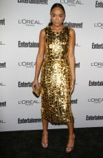 ASHLEY MADEKWE at Entertainment Weekly 2016 Pre-emmy Party in Los Angeles 09/16/2016