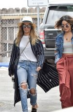 ASHLEY TISDALE and VANESSA HUDGENS Out in Beverly Hills 09/13/0162