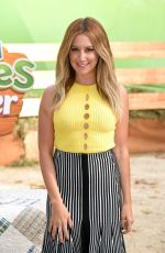 ASHLEY TISDALE at Farm Heroes Super Saga Launch in New York 09/21/2016