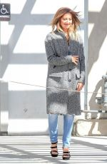 ASHLEY TISDALE on the Set of a Photoshoot in West Hollywood 09/01/2016