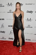 BARBARA PALVIN at The Daily Front Row's 4th Annual Fashion Media Awards in New York 09/08/2016