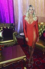 BARBIE BLANK at Seminole Hard Rock Hotel & Casino in Hollywood 09/17/2016
