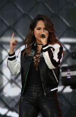 BECKY G Performs at Global Citizen Festival 2016 in New York 09/24/2016