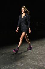 BELLA HADDID at Anna Sui Fashion Show at NYFW in New York 09/14/2016