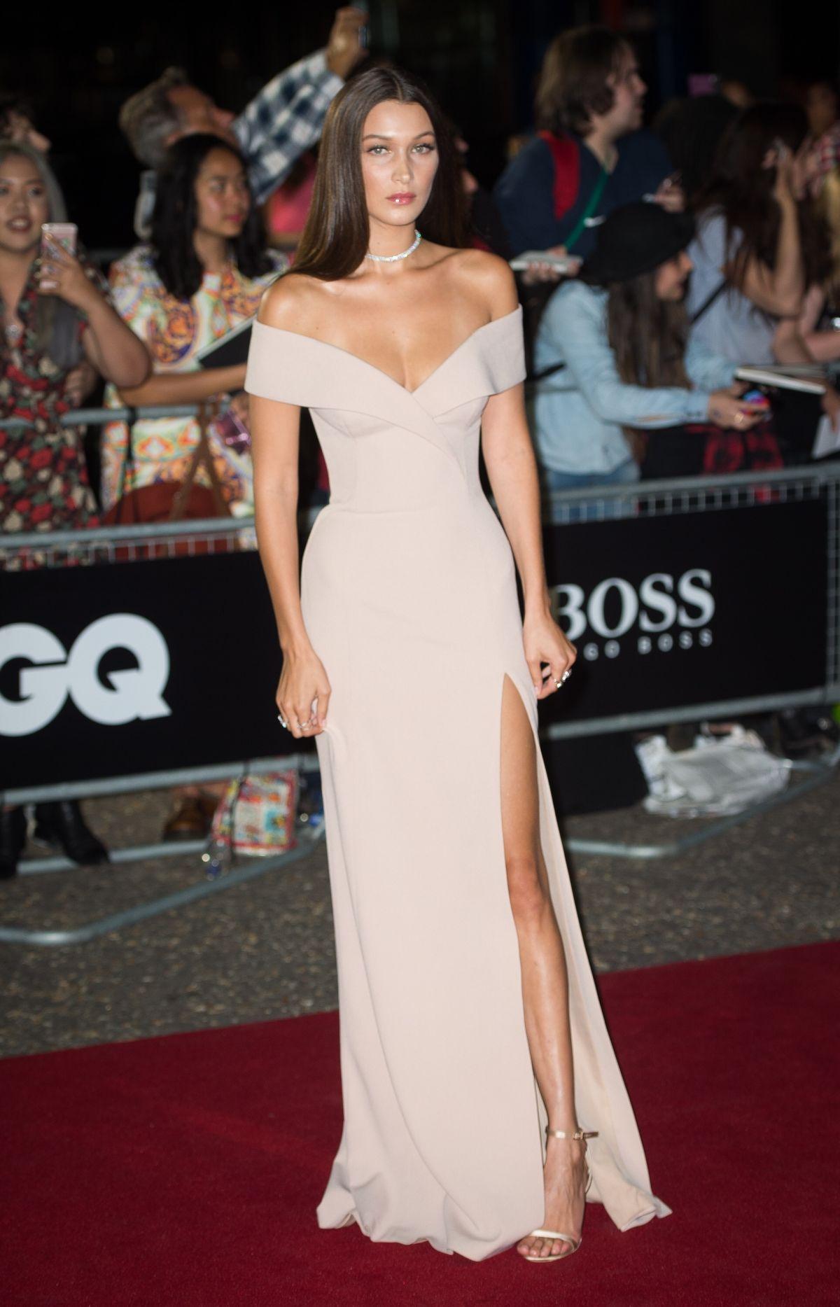 Bella Hadid - GQ Men Of The Year Awards 2016 in London