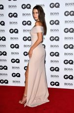 BELLA HADID at GQ Men of the Year Awards 2016 in London 09/06/2016