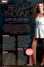 BELLA THORNE in Cool! Magazine, France October 2016 Issue
