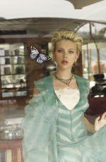 Best from the Past - SCARLETT JOHNASSON for Elle Magazine, June 2004