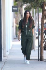 BIANCA ESPADA Out for Shopping in Los Angeles 09/03/2016