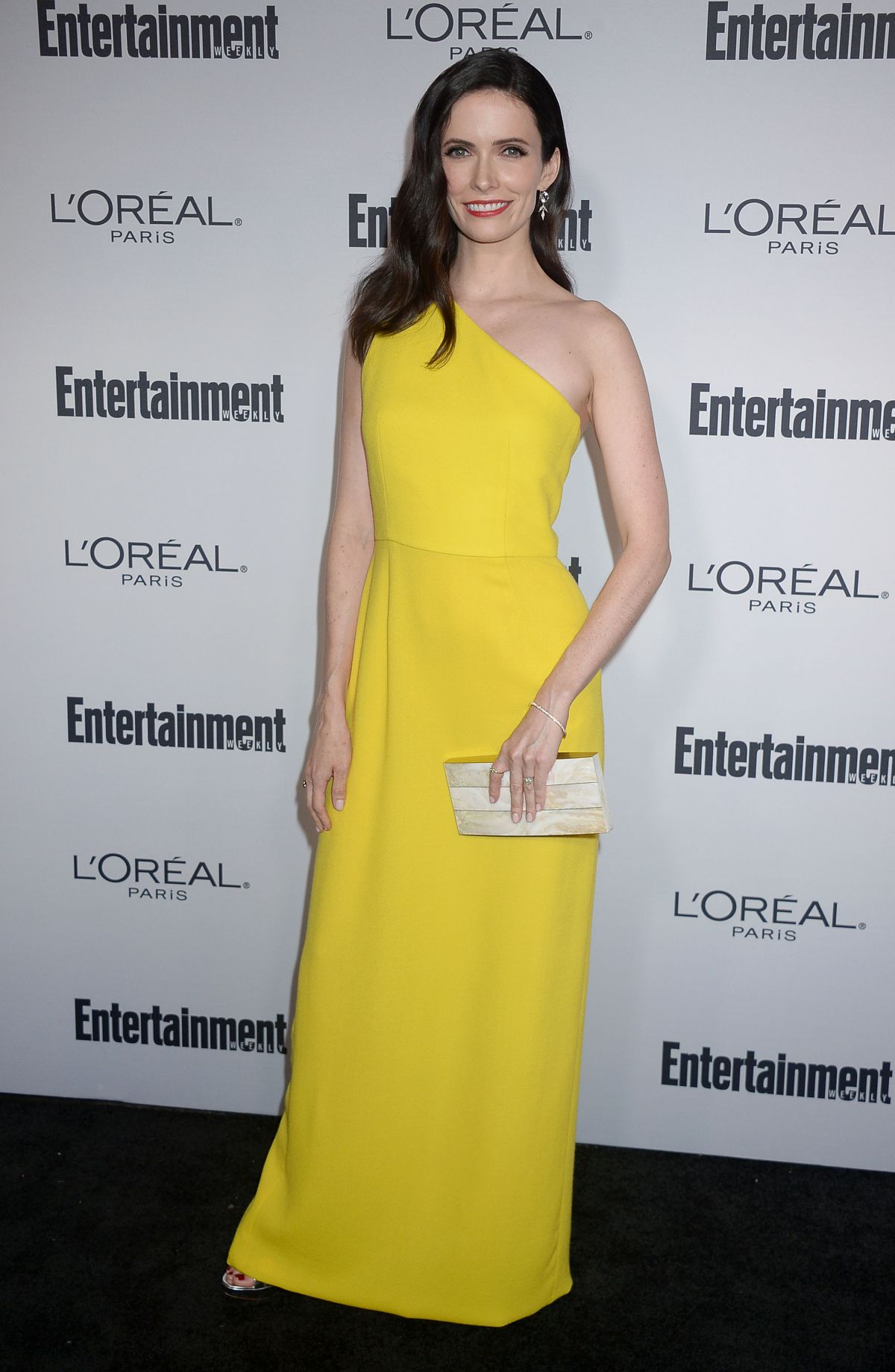 BITSIE TULLOCH at Entertainment Weekly 2016 Pre-emmy Party in Los Angeles 09/16/2016