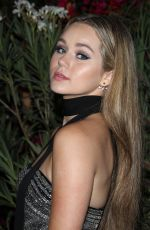 BREC BASSINGER at Teen Vogue Young Hollywood Party in Los Angeles 09/23/2016