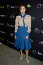 BRENDA SONG at Paleyfest 2016 Fall TV Preview for CBS in Beverly Hills 09/12/2016