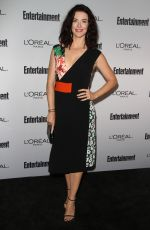 BRIDGET REGAN at Entertainment Weekly 2016 Pre-emmy Party in Los Angeles 09/16/2016