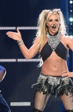 BRITNEY SPEARS Performs at 2016 IhearRradio Music Festival in Las Vegas 09/24/2016