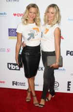 BRITTANY and CYNTHIA DANIEL at 5th Biennial Stand Up To Cancer in Los Angeles 09/09/2016