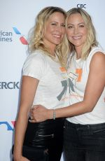 BRITTANY and CYNTHIA SNOW at 5th Biennial Stand Up To Cancer in Los Angeles 09/09/2016