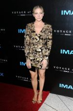 BRITTANY SNOW at 'Voyage of Time: The IMAX Expereince' Premiere in Los Angeles 09/28/2016