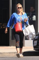 BUSY PHILIPPS Out and About in Los Angeles 09/07/2016