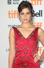 CALLIE HERNANDEZ at 'La La Land' Premiere at Toronto International Film Festival 09/12/2016