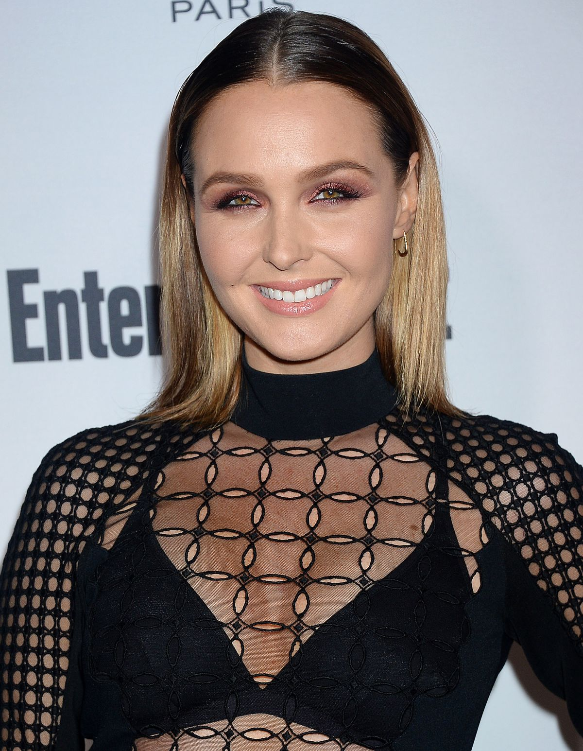 CAMILLA LUDDINGTON at Entertainment Weekly 2016 Pre-emmy Party in Los Angeles 09/16/2016