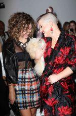 CAMREN BICONDOVA at Milly Fashion Show at 2016 New York Fashion Week 09/09/2016