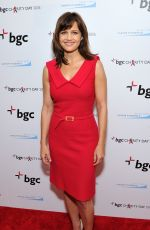 CARLA GUGINO at Annual Charity Day Hosted by Cantor Fitzgerald, BGC and GFI in New York 09/12/2016