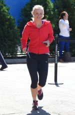 CAROLINE WOZNIACKI Out and About in New York 09/06/2016