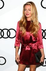 CAT DEELEY at Audi Pre-emmy Party in West Hollywood 09/15/2016