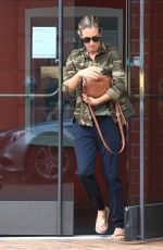CAT DEELEY Leaves a Nails Sone in Beverly Hills 09/12/2016