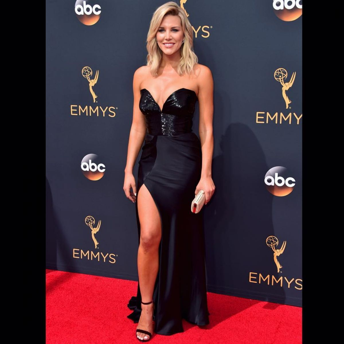 CHARISSA THOMPSON at 68th Annual Primetime Emmy Awards in Los Angeles 09/18/2016